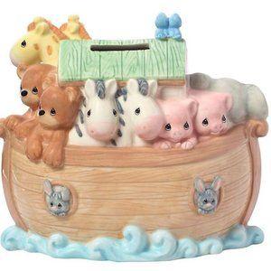 Precious Moments Other - Precious Moments Noah's Ark Bank